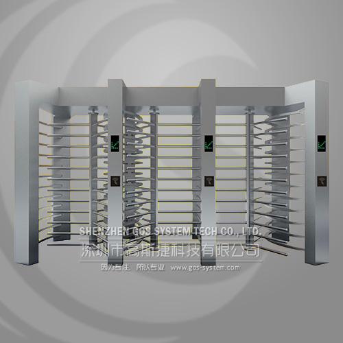 三门全高转闸(旋转门)GS/T080804