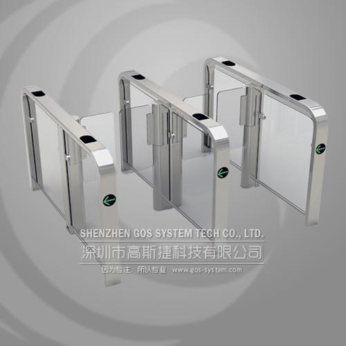 豪华超窄弧形单机芯速通门GS/T050401