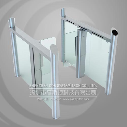 豪华超窄柱形单机芯速通门GS/T050402