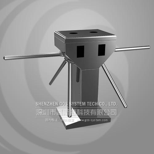 立式双机芯 三辊闸GS/T020506
